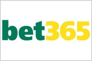 Лого на онлайн букмейкъра за залози Bet365
