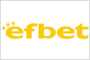 Онлайн букмейкър - Efbet